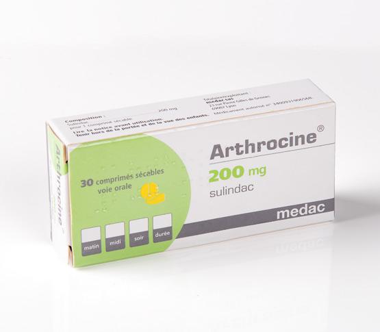 Arthrocine medac 200 mg