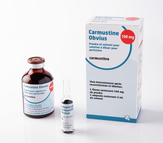 Carmustine Obvius medac