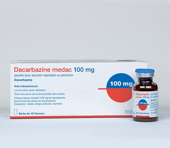 Dacabarzine 100mg medac